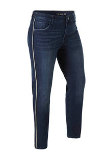 C&A slim fit jeans met zijstreep (dames)