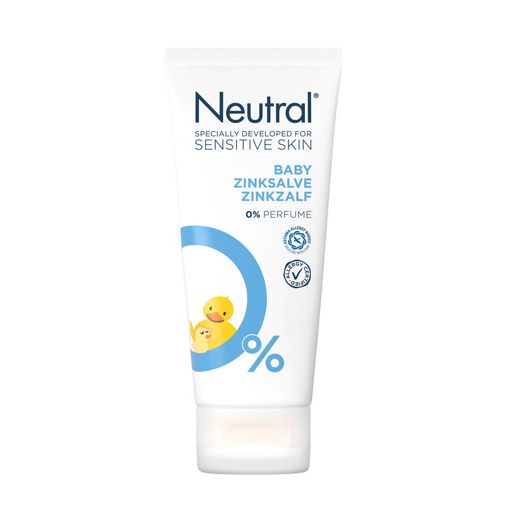 Neutral Baby zinkzalf - 100 ml - parfumvrij