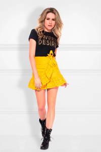 NIKKIE rok geel, Geel