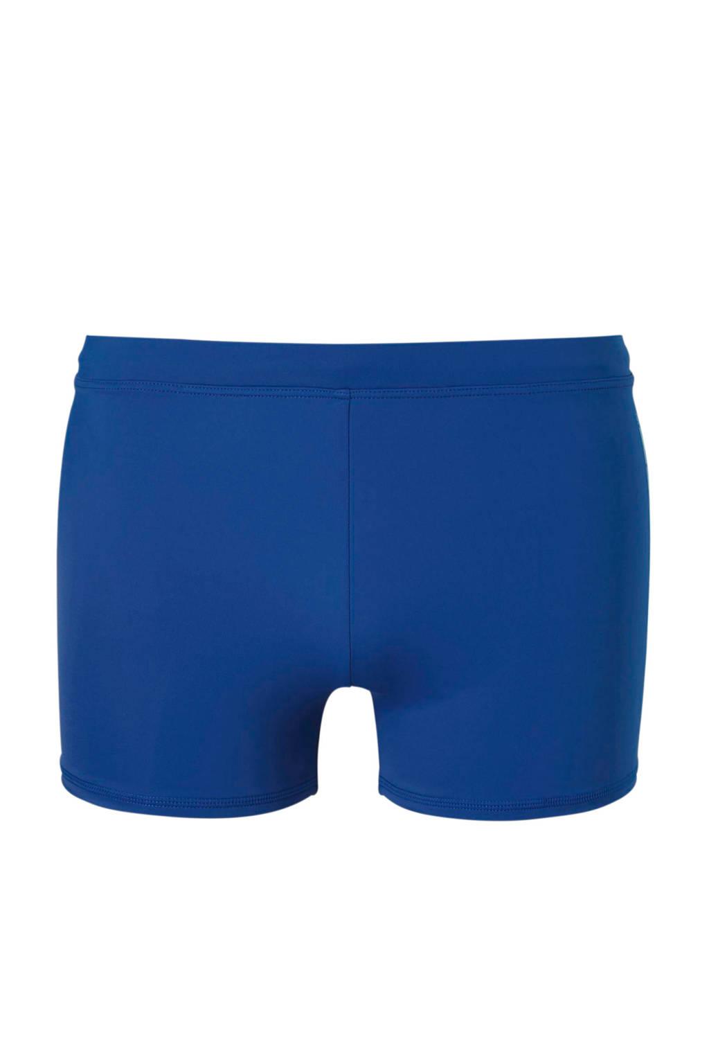 Protest zwemboxer blauw, Blauw