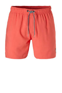 Protest zwemshort rood, Rood