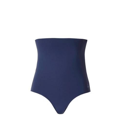 Tweka Mix & Match bikinibroekje high waist blauw