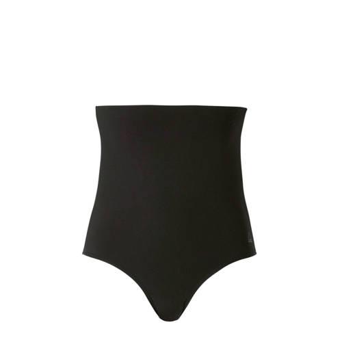 Tweka Mix & Match bikinibroekje high waist zwart