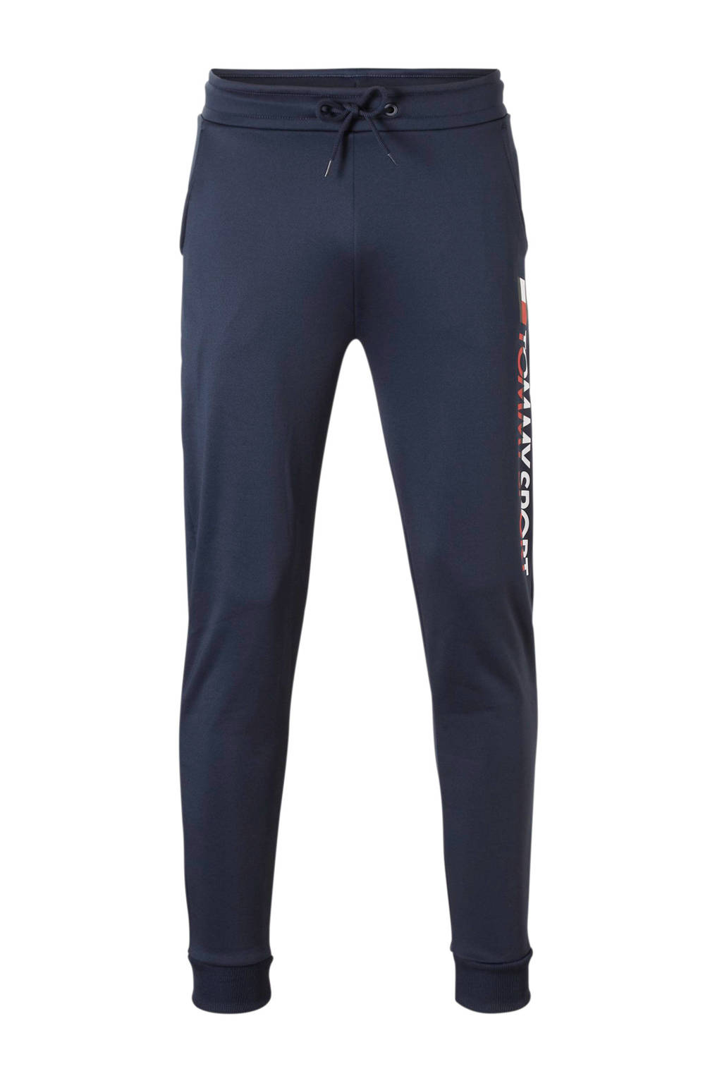 Tommy Sport   sportbroek donkerblauw, Donkerblauw