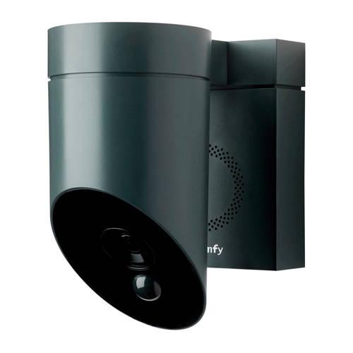 Somfy beveiligingscamera outdoor wit kopen