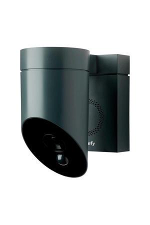 beveiligingscamera outdoor grijs
