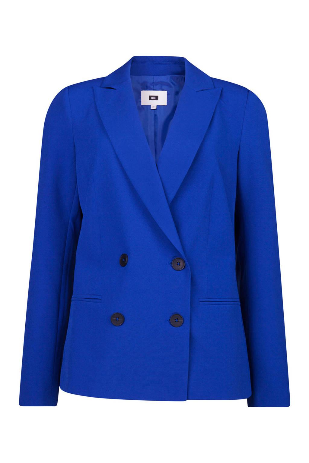 WE Fashion blazer kobaltblauw, Kobaltblauw