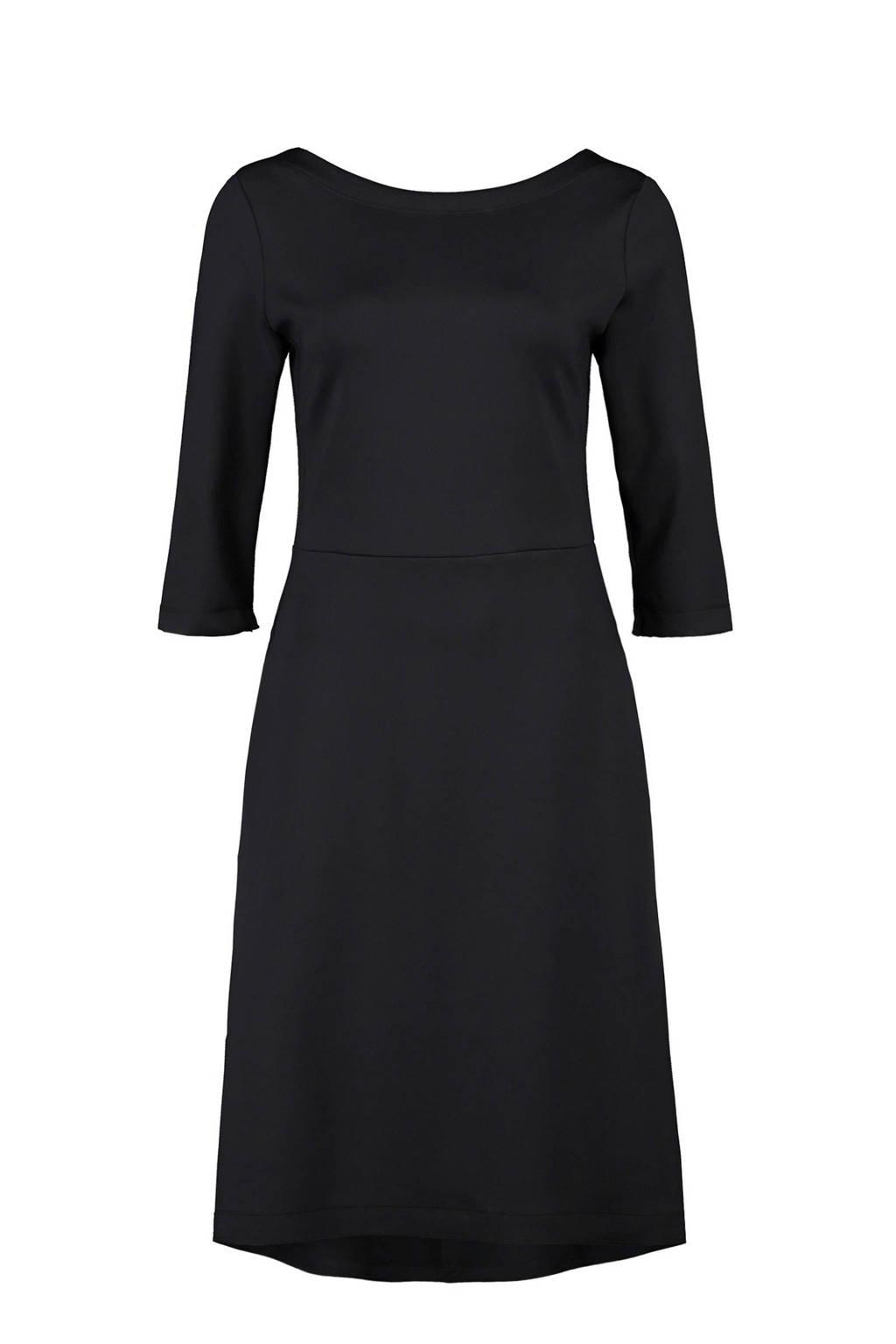 Expresso jurk Arlene zwart, Zwart