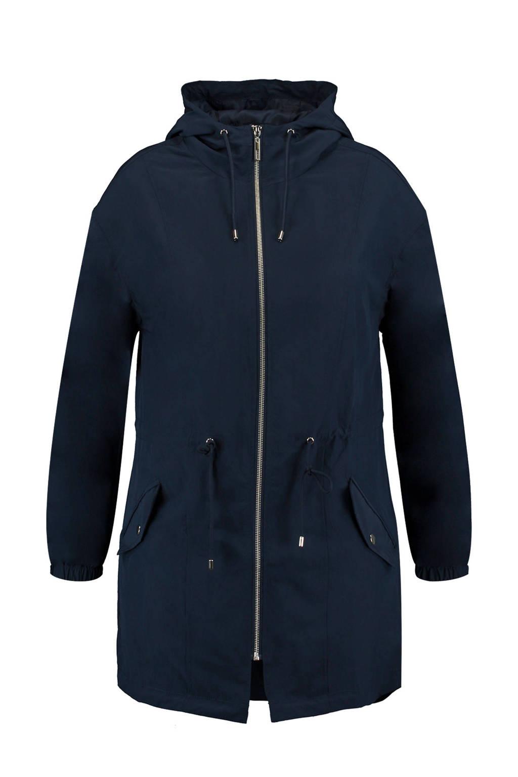 MS Mode jas blauw, Blauw
