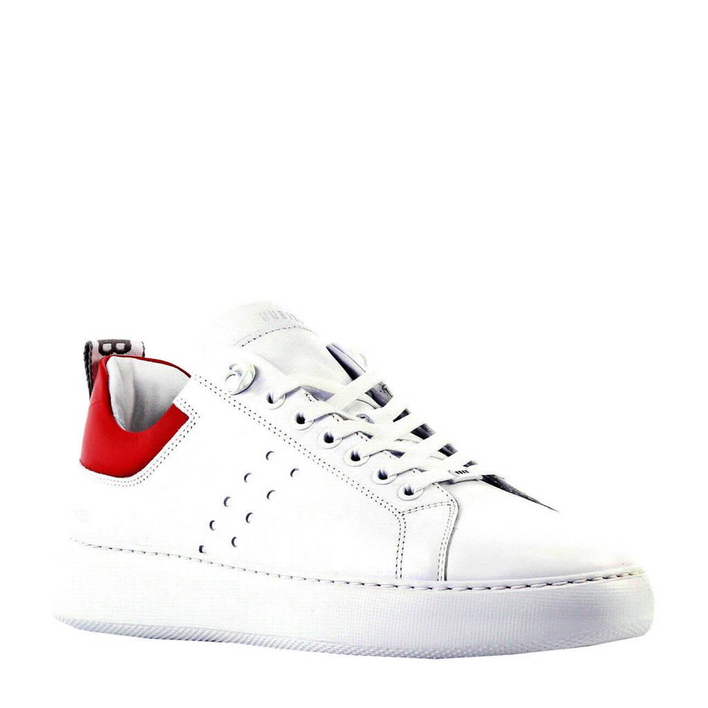 Nubikk  leren sneakers wit, Wit