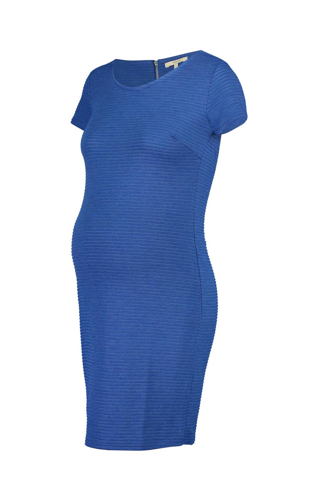 Noppies zwangerschapsjurk Zinnia blauw, Blauw