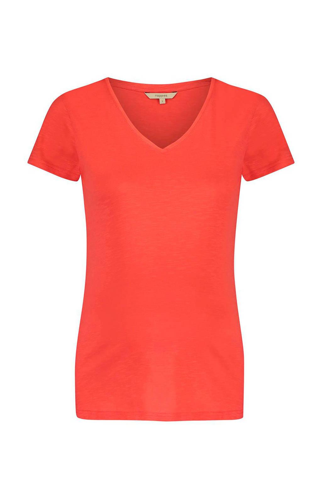 T V Noppieszwangerschap Orlean hals shirt Met BqgwBYdx4