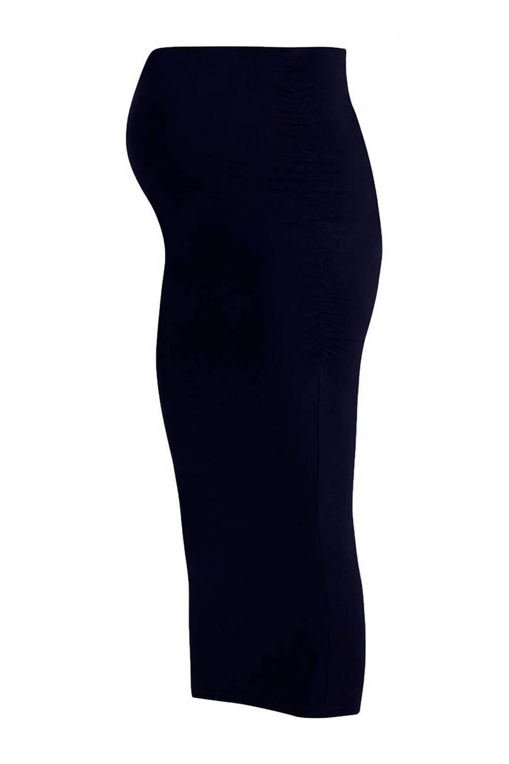 Noppies zwangerschapsrok donkerblauw, Donkerblauw