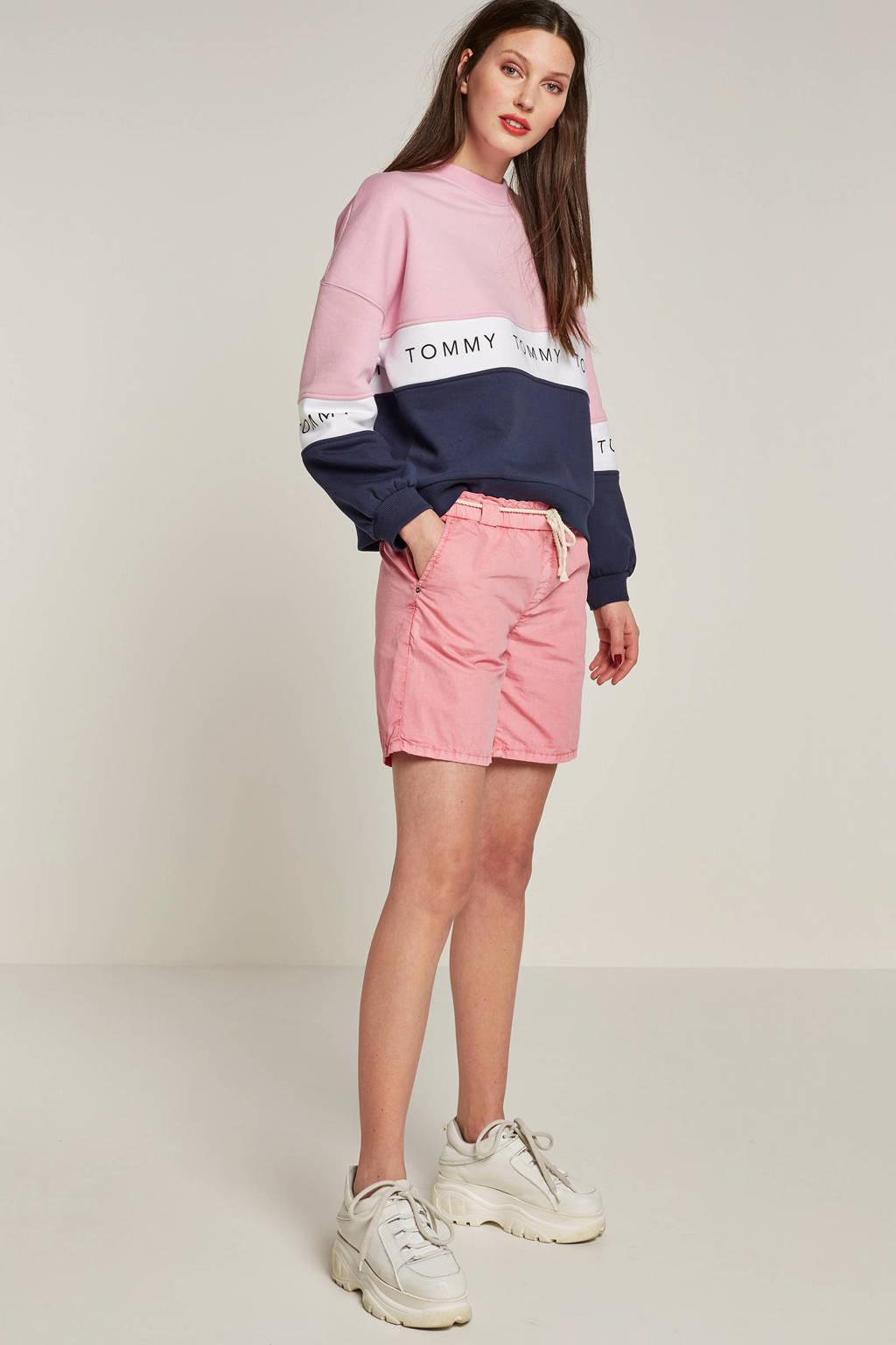 ESPRIT Women Casual korte broek roze, Roze