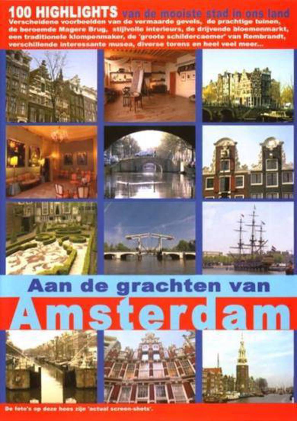 Aan de grachten van Amsterdam (DVD)