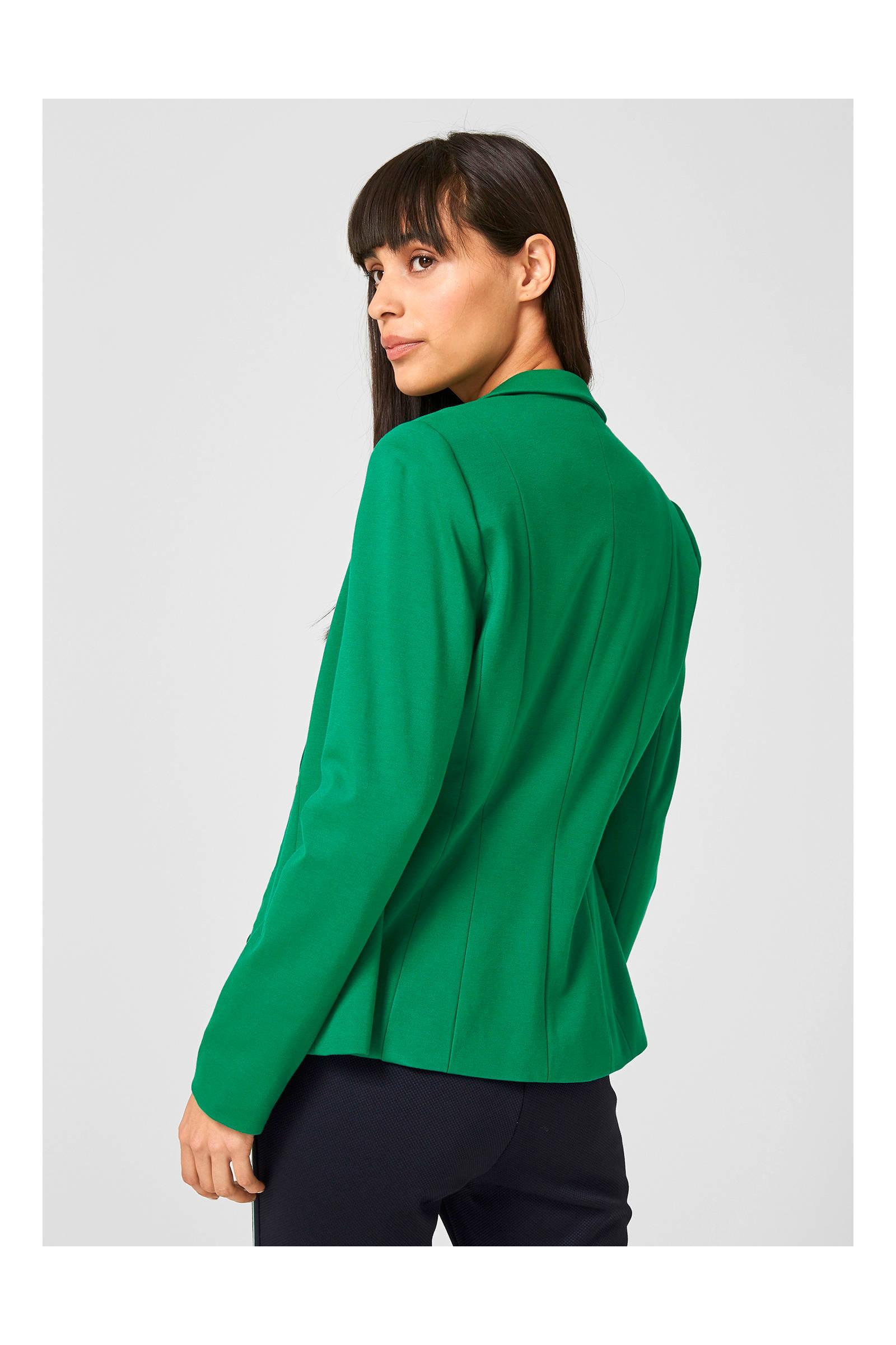 LABEL groen Oliver BLACK s sweatblazer xCvYwSnvpq