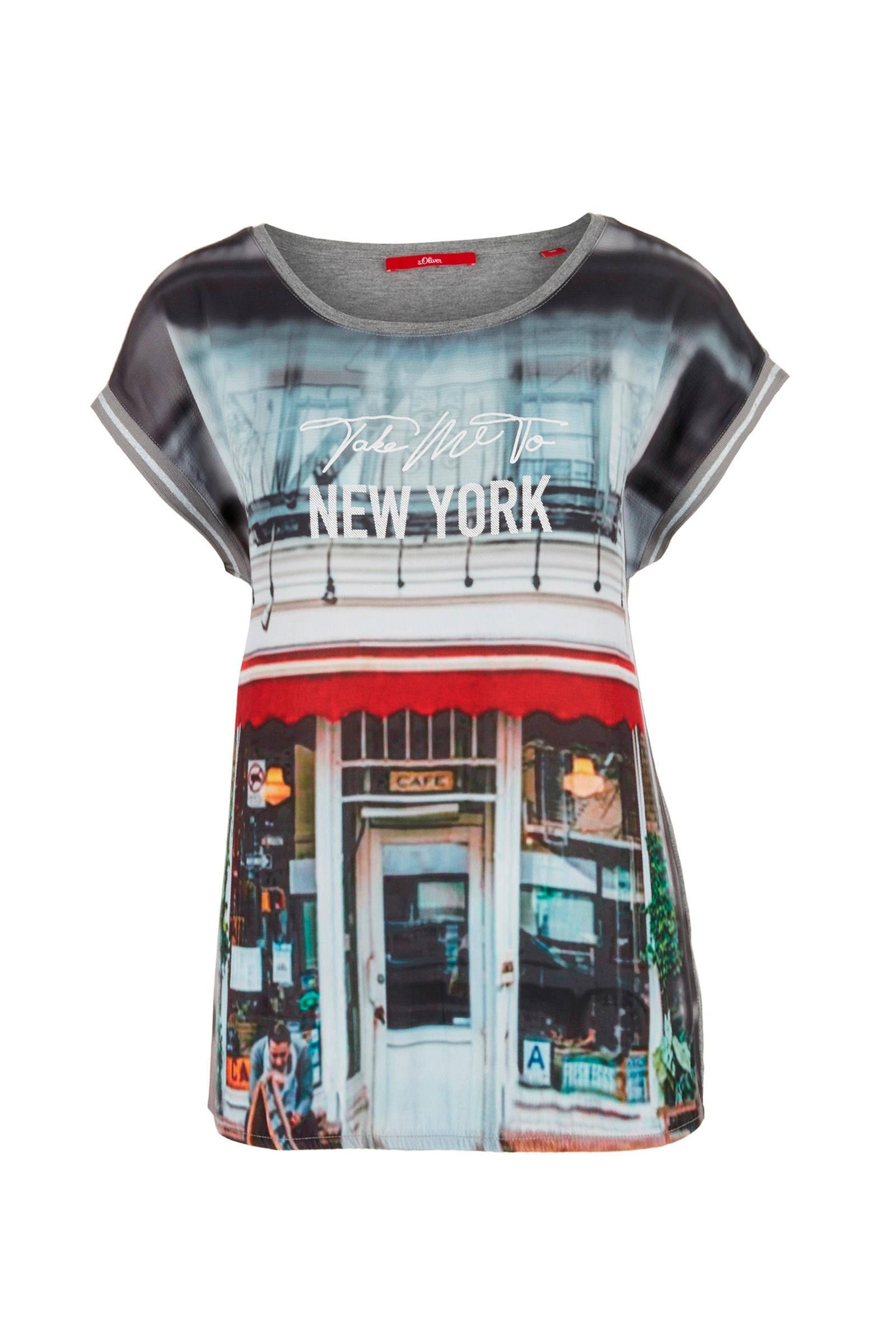 t shirt met fotoprint