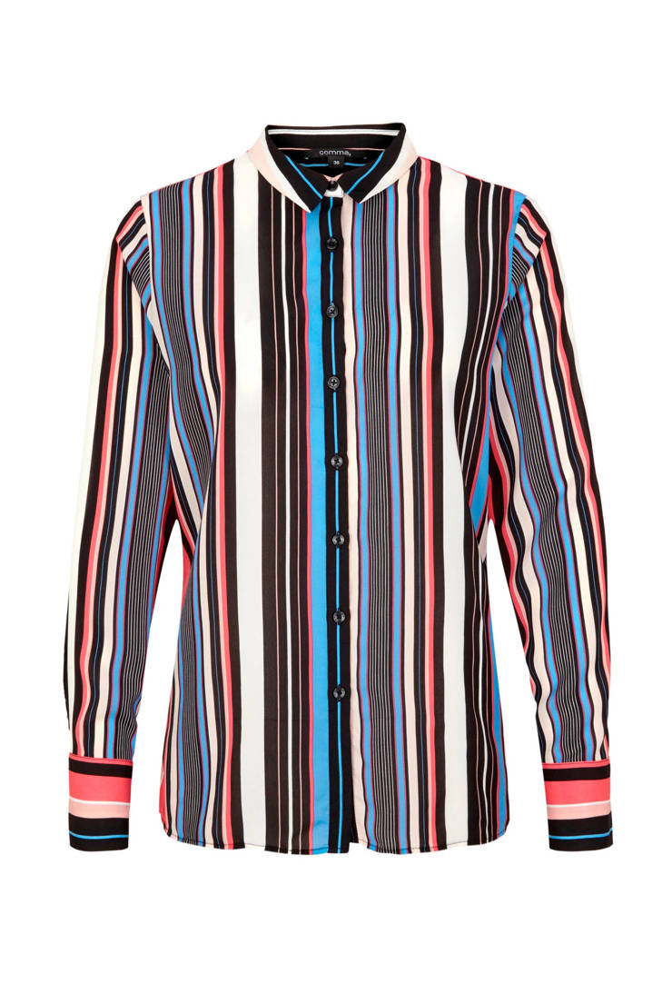 comma gestreepte blouse blouse blouse gestreepte gestreepte comma comma 8w5qI