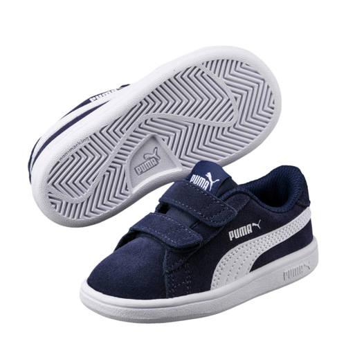 Puma Smash v2 SD V PS sneakers donkerblauw