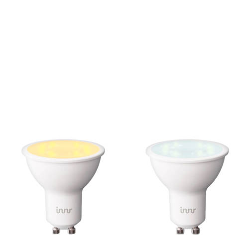 Innr Smart LED-spot duo pack (GU10) Tunable White RS 128 T