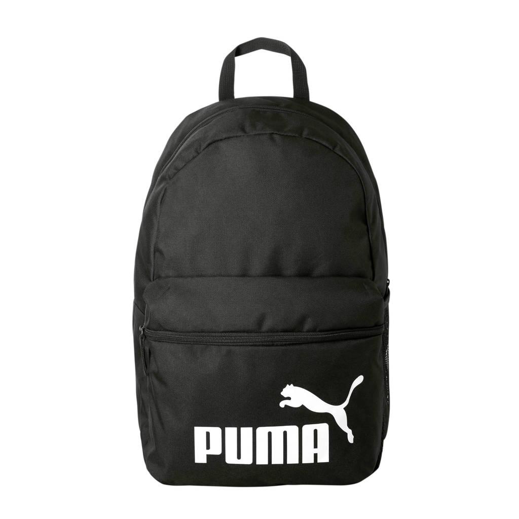 Puma   Phase rugzak zwart, Zwart