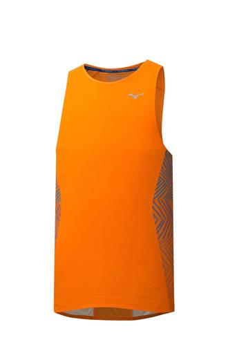 sportsinglet oranje