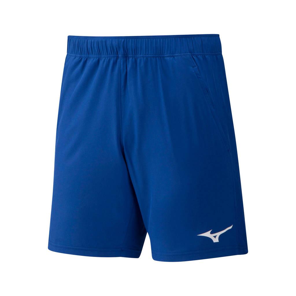 Mizuno   sportshort blauw, Blauw