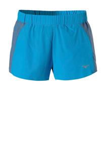 Mizuno sportshort blauw