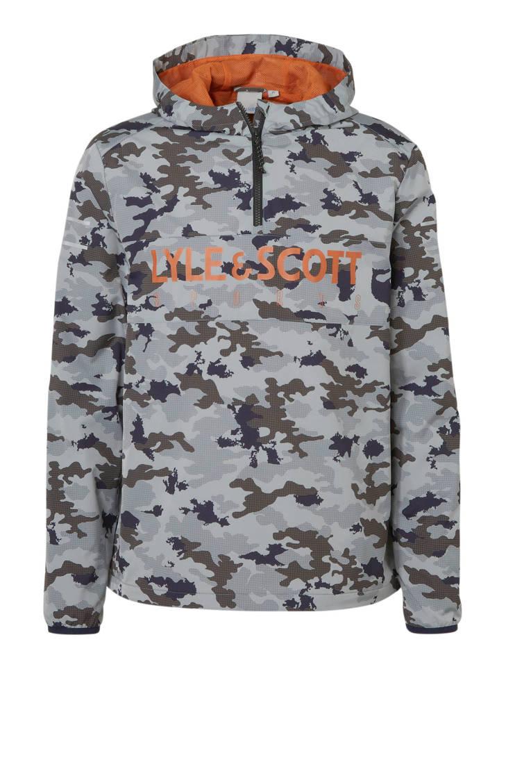 camouflage groen Scott sportjack Lyle print met wPZpq0