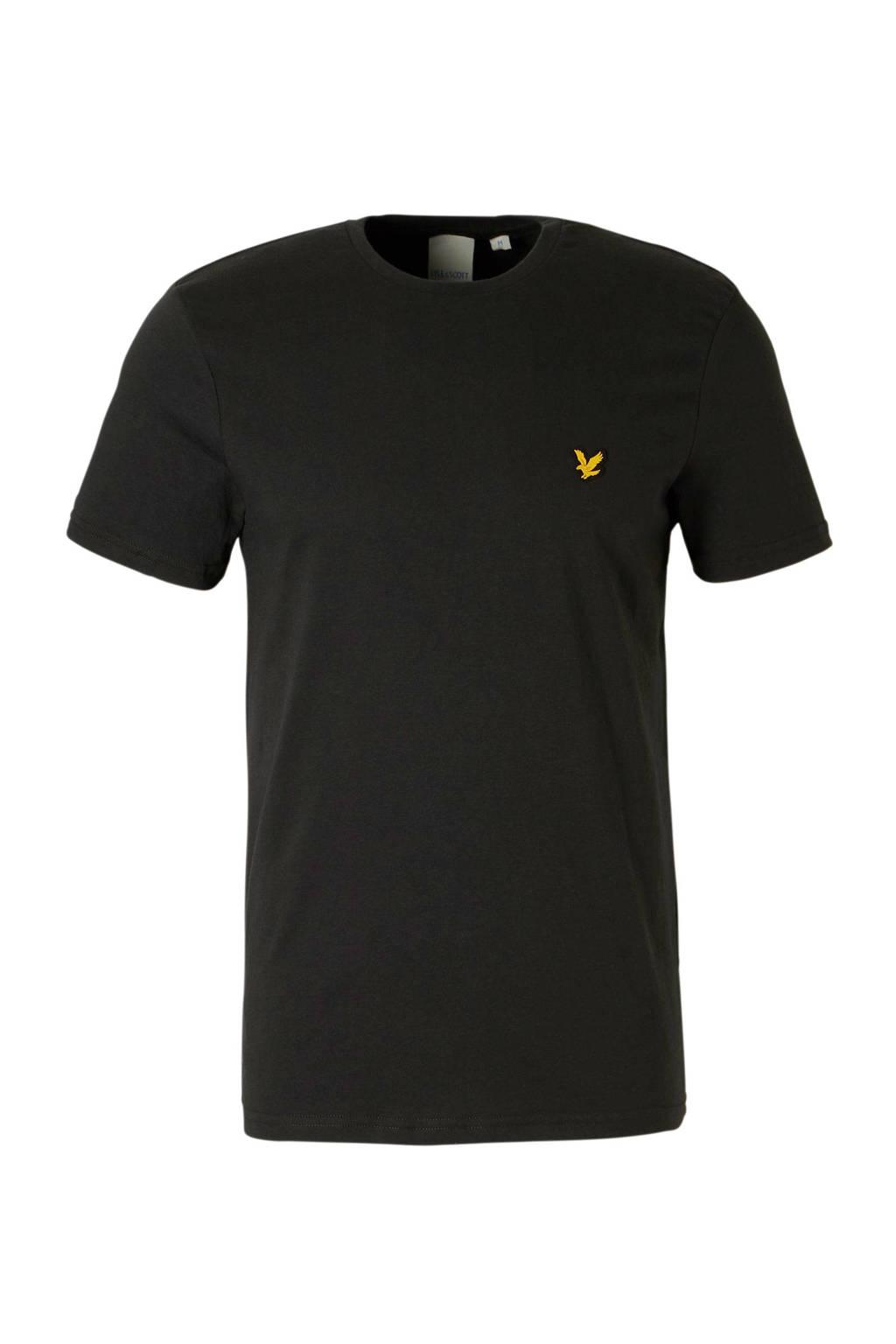 Lyle & Scott T-shirt zwart, Zwart