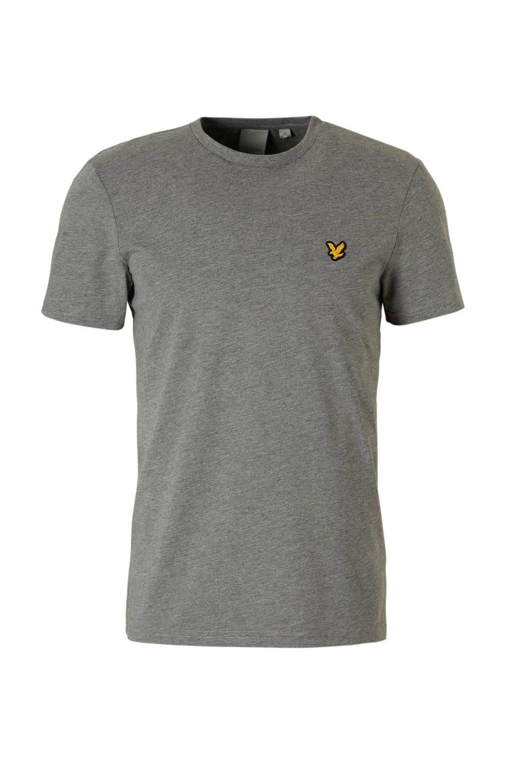 Lyle & Scott sport T-shirt grijs, Grijs