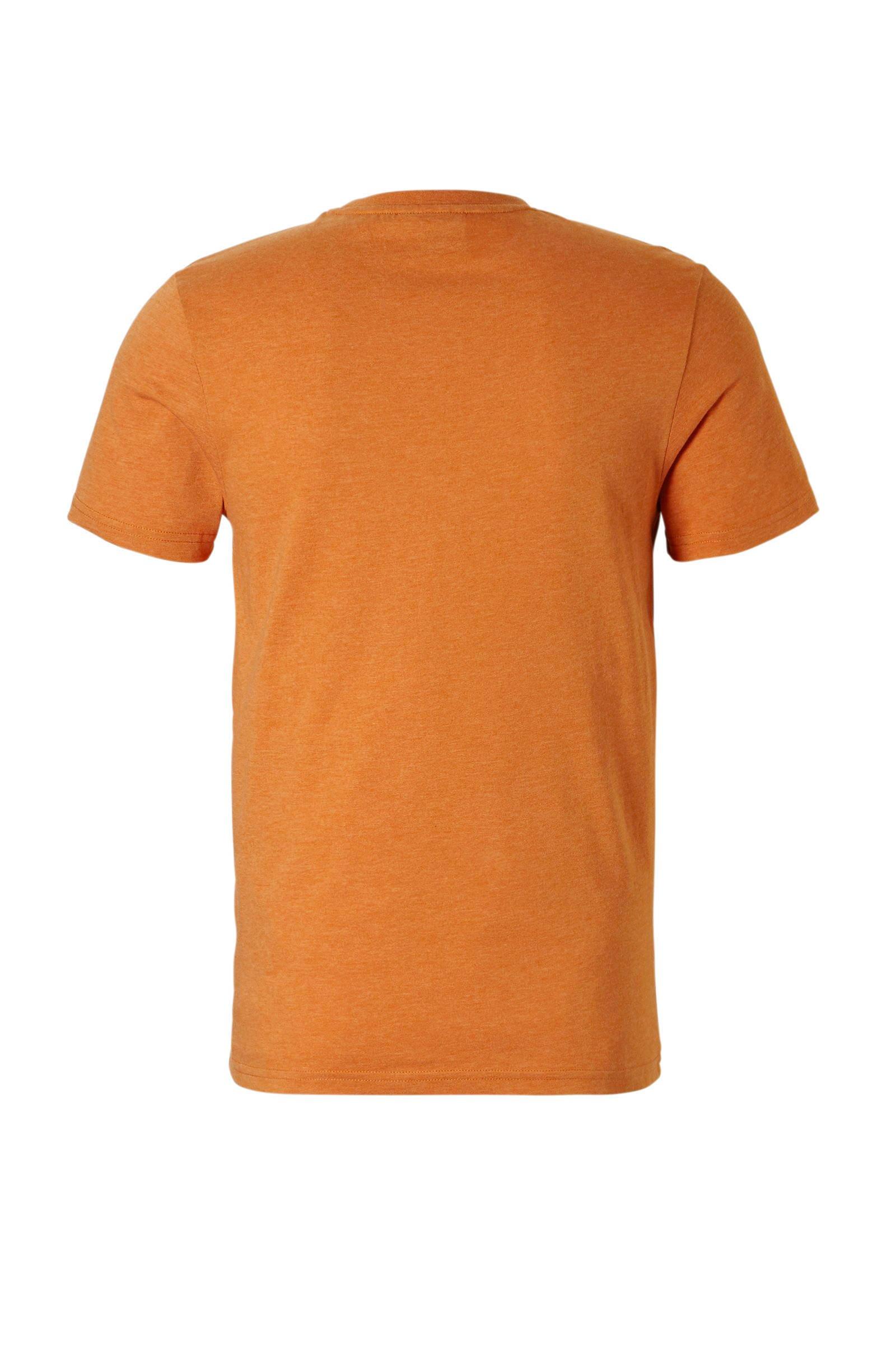 Scott shirt sport oranje T Lyle ZnU6qXwxx