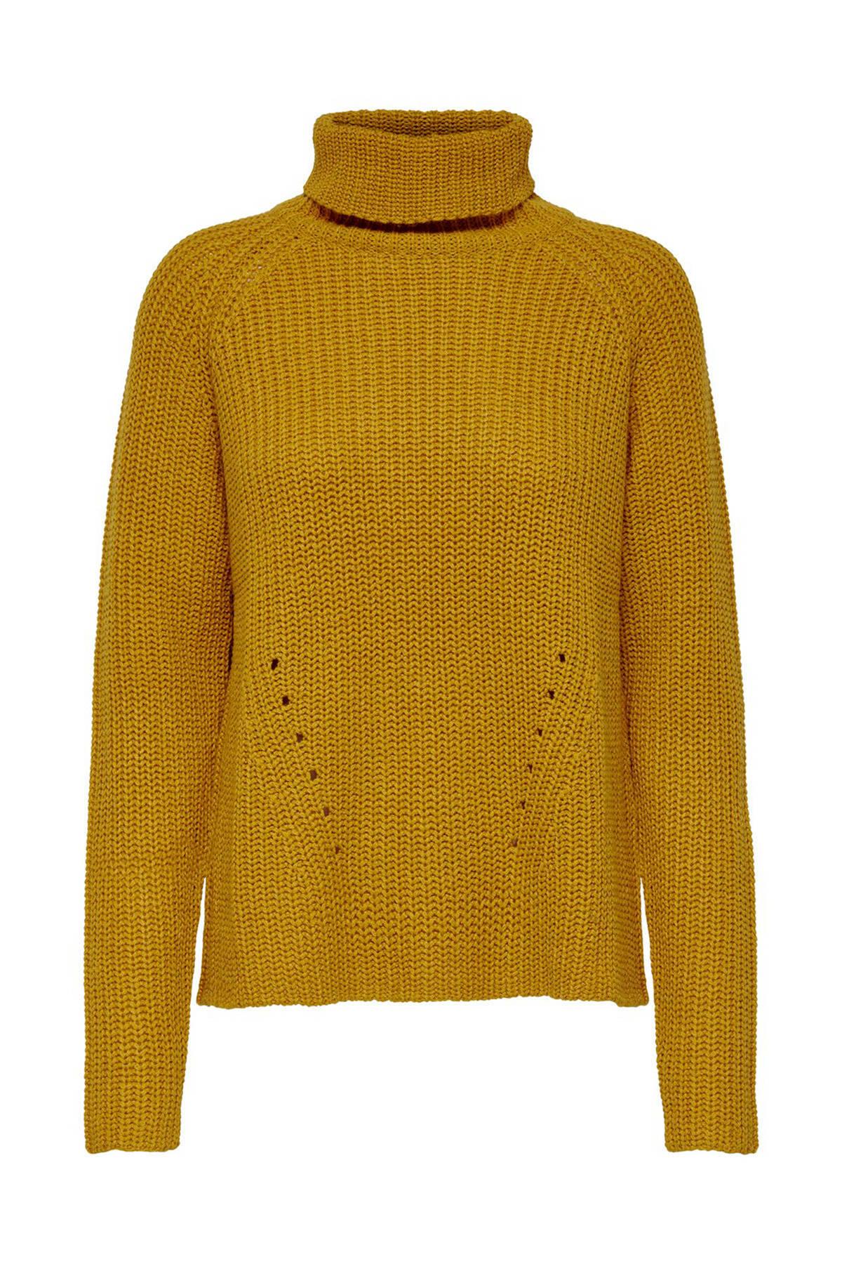 JACQUELINE DE YONG trui geel   wehkamp