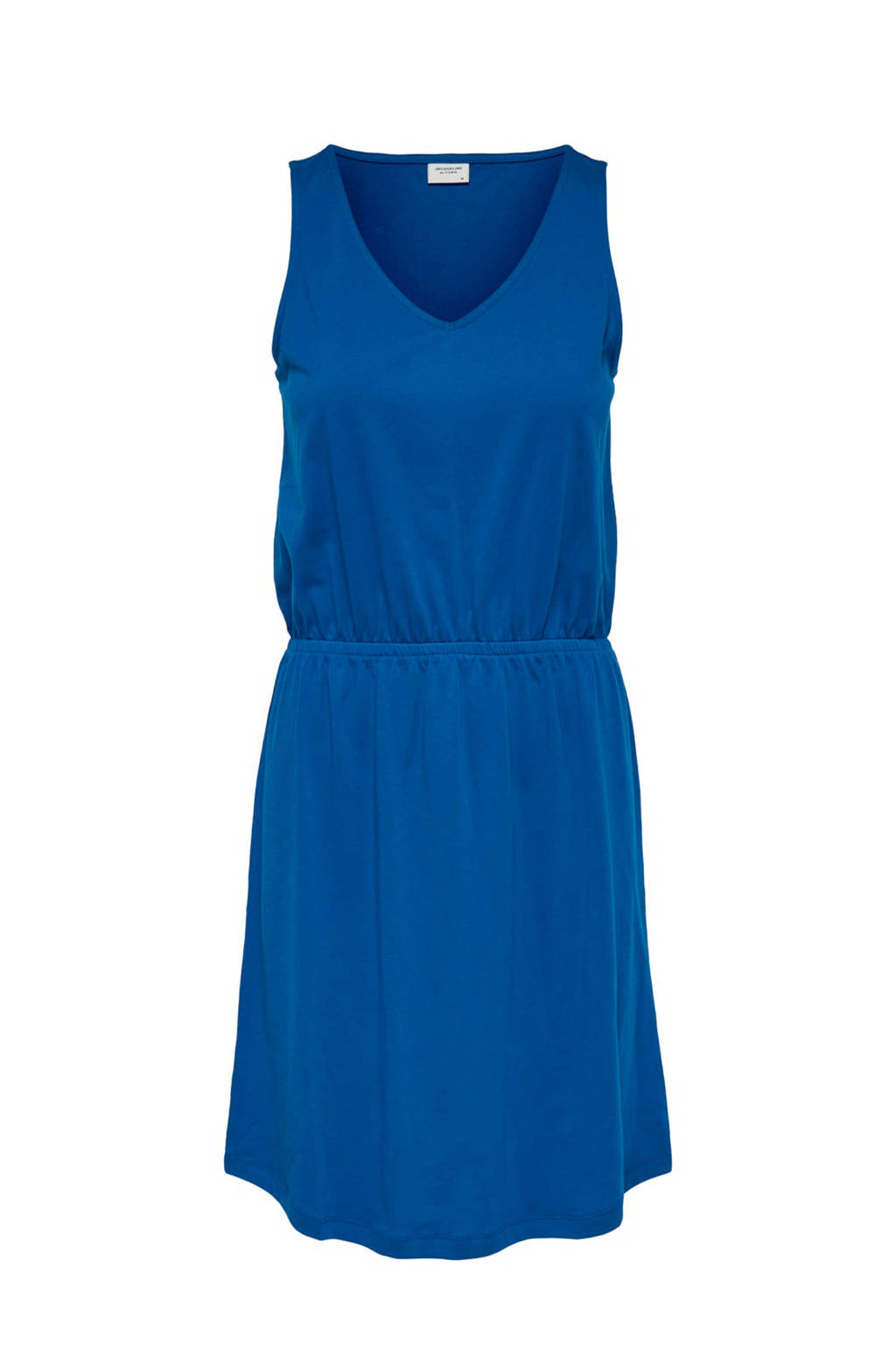 d2f6cc01943f50 JACQUELINE DE YONG mouwloze jurk blauw