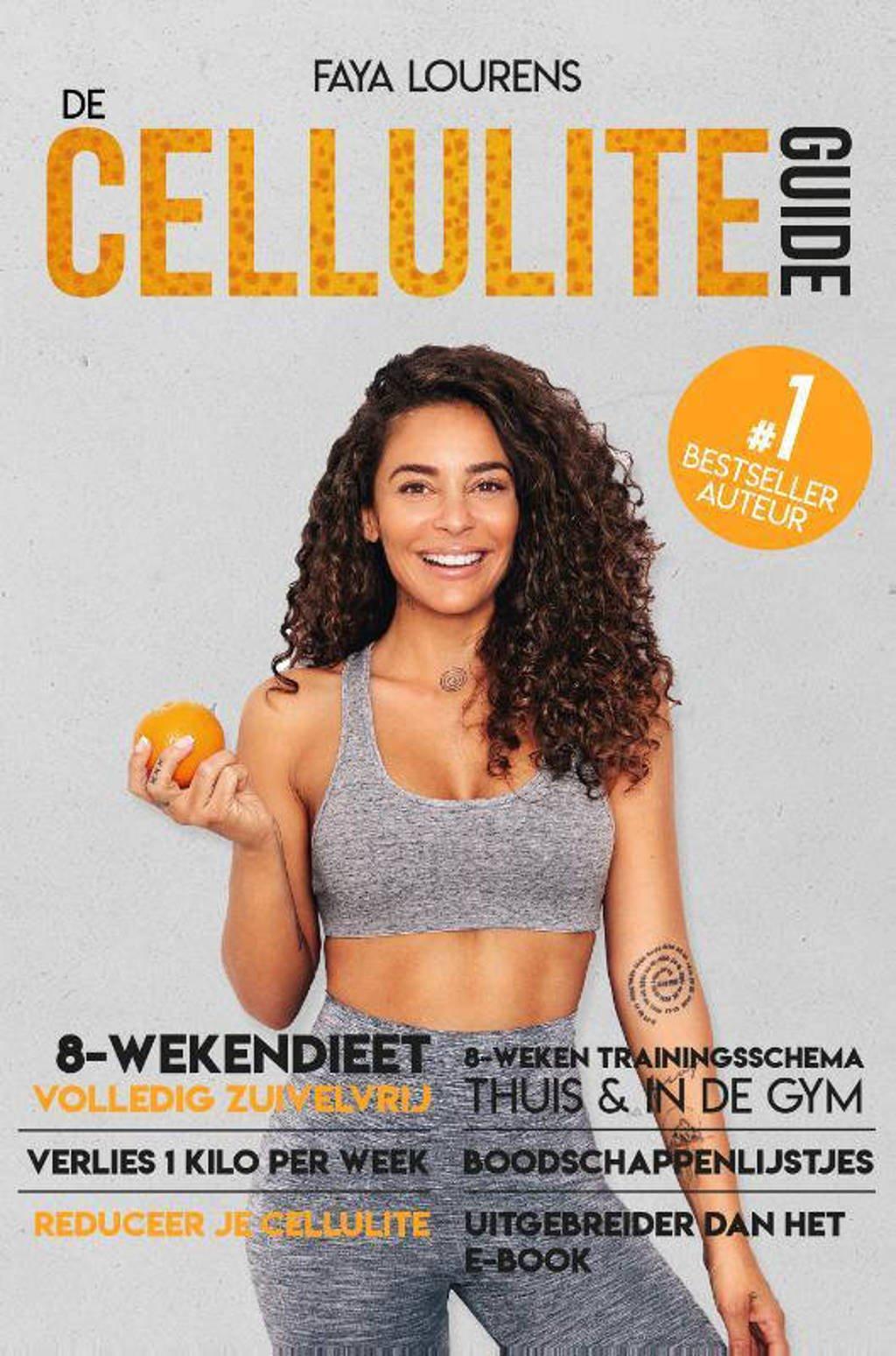 De Cellulite Guide - Faya Lourens