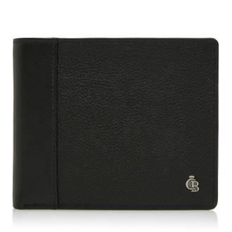 Vivo RFID leren portemonnee zwart