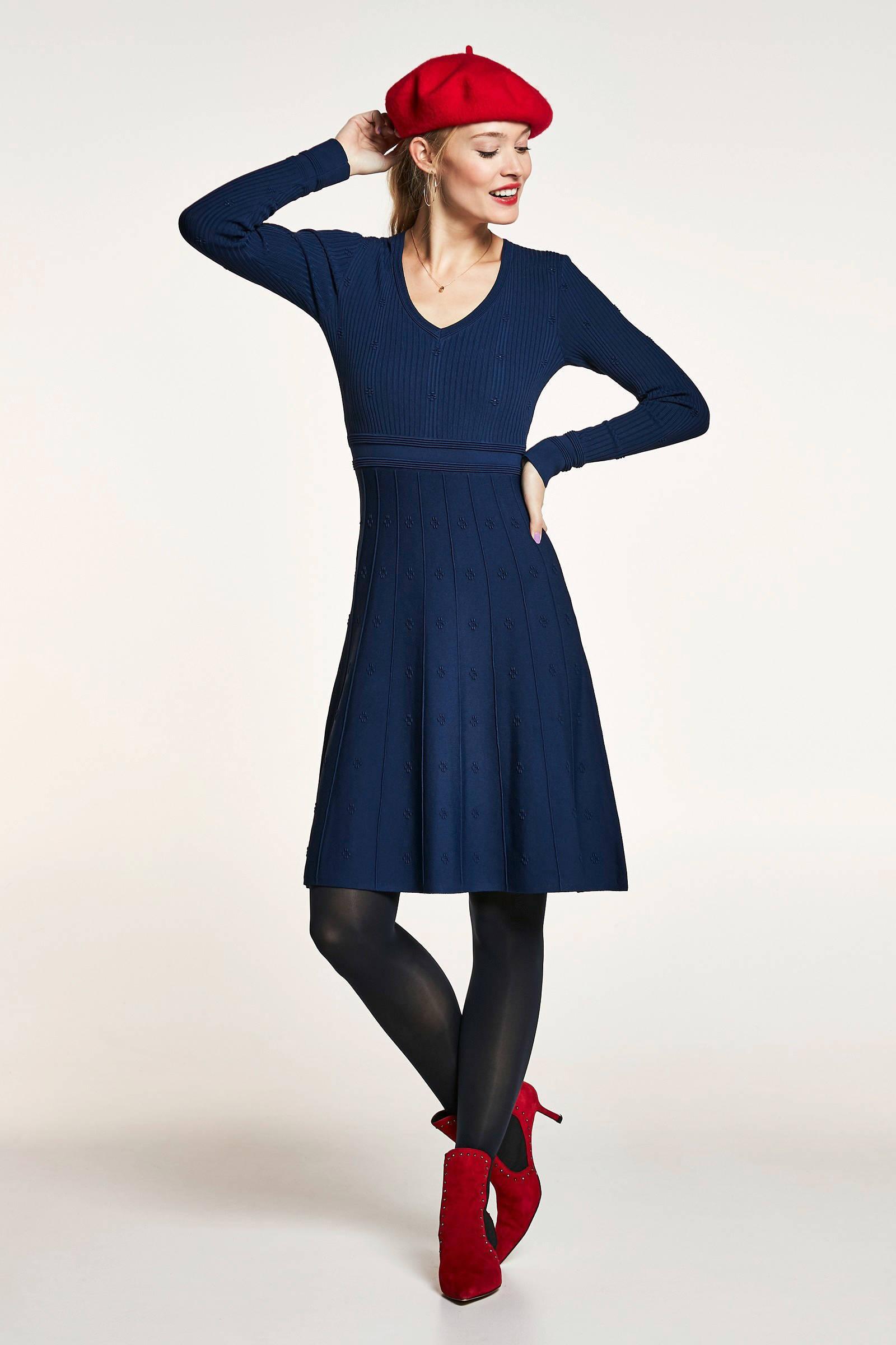 blauw blauw Steps Steps Steps jurk jurk Ewp1wq