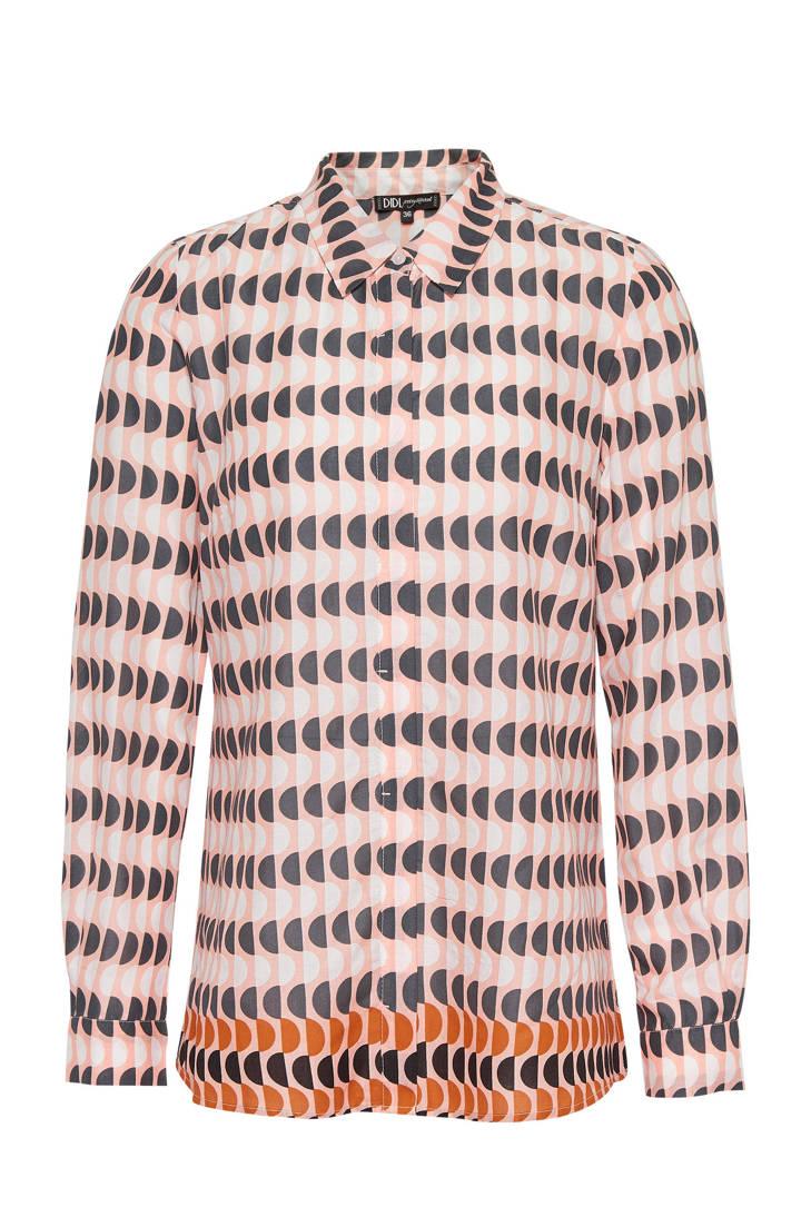 Didi met met blouse patroon blouse met blouse Didi patroon stip patroon Didi stip stip w6Apzq