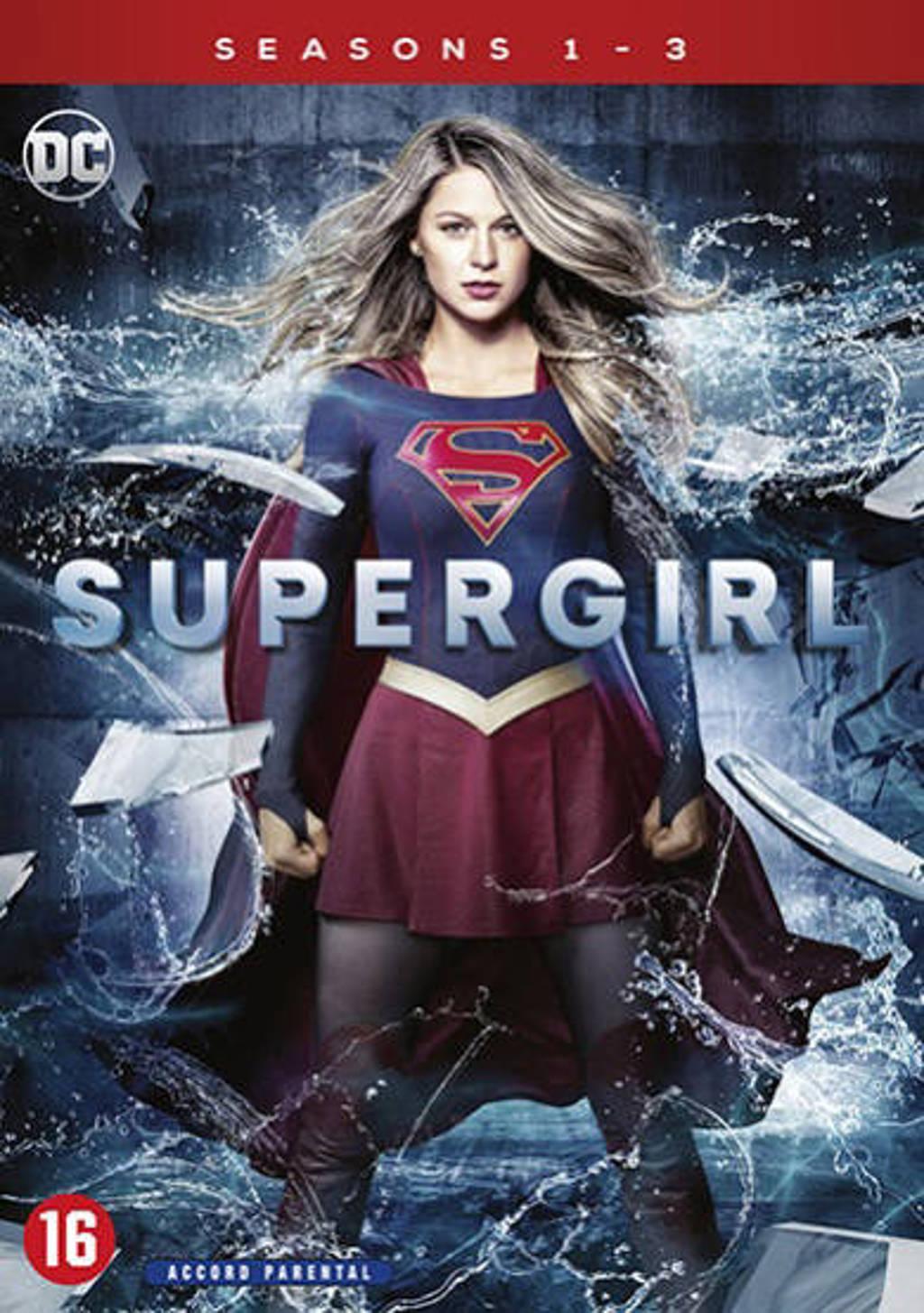 Supergirl - Seizoen 1-3 (DVD)