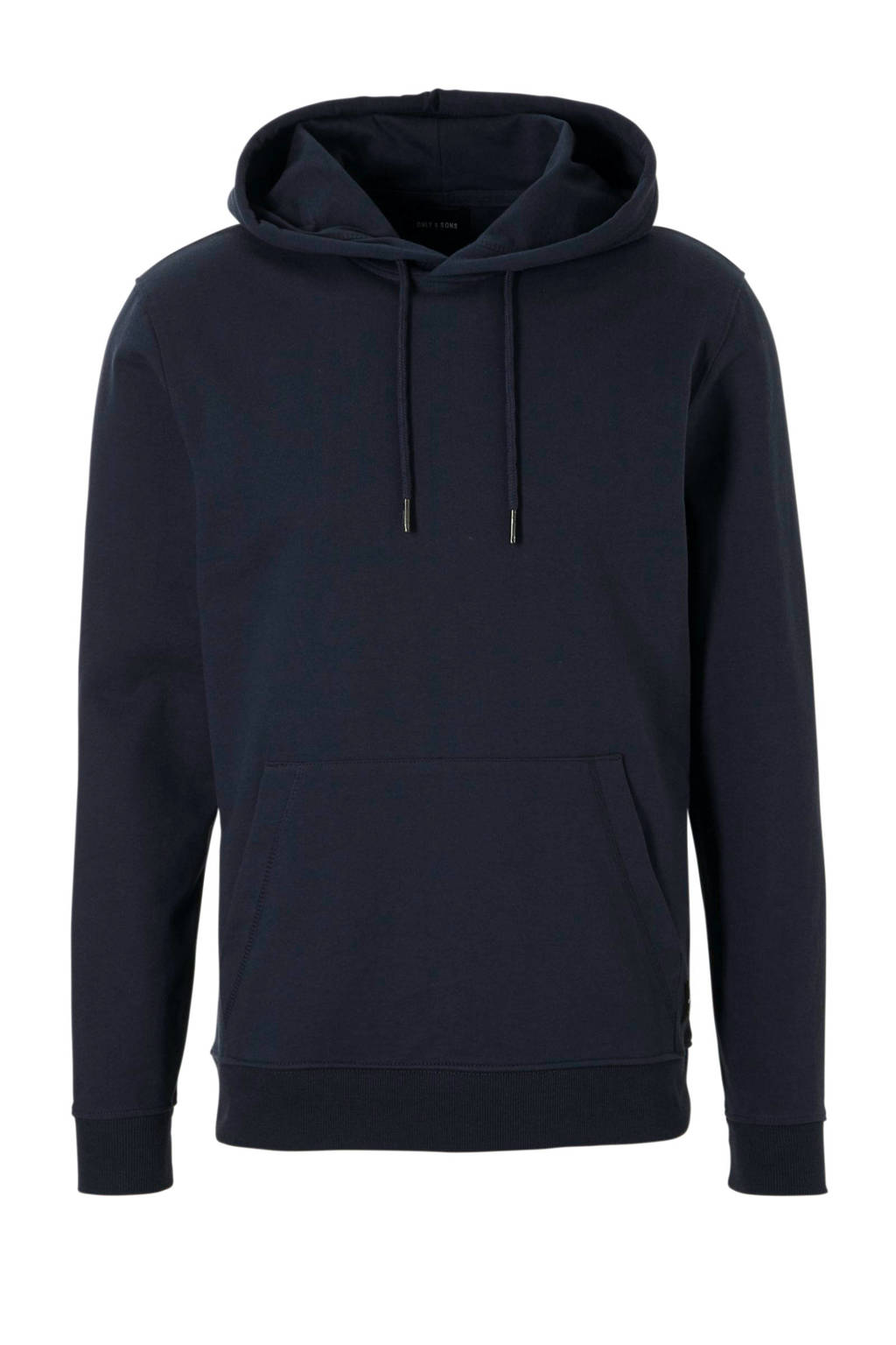 Only & Sons hoodie, Donkerblauw