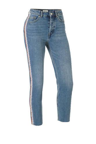 jeans met zijstreep