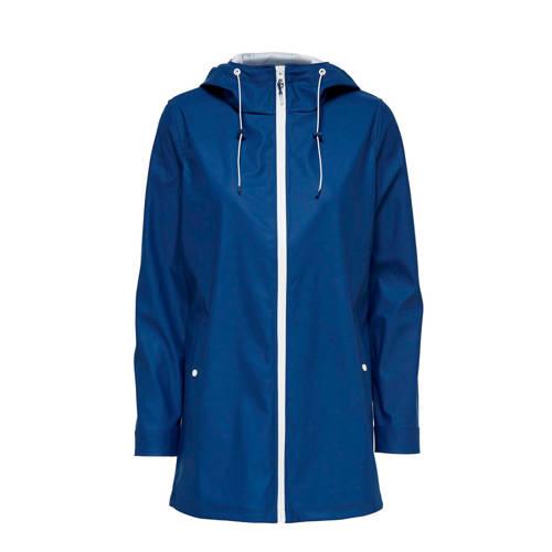 ONLY regenjas blauw kopen