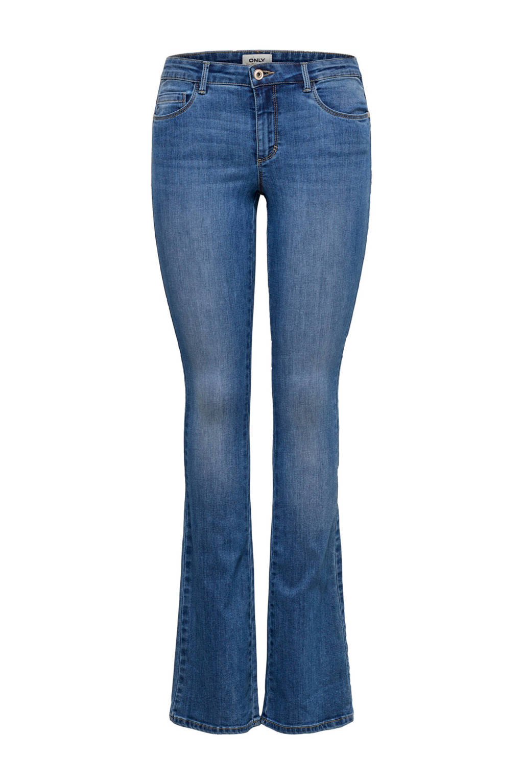 ONLY flared jeans, Blauw