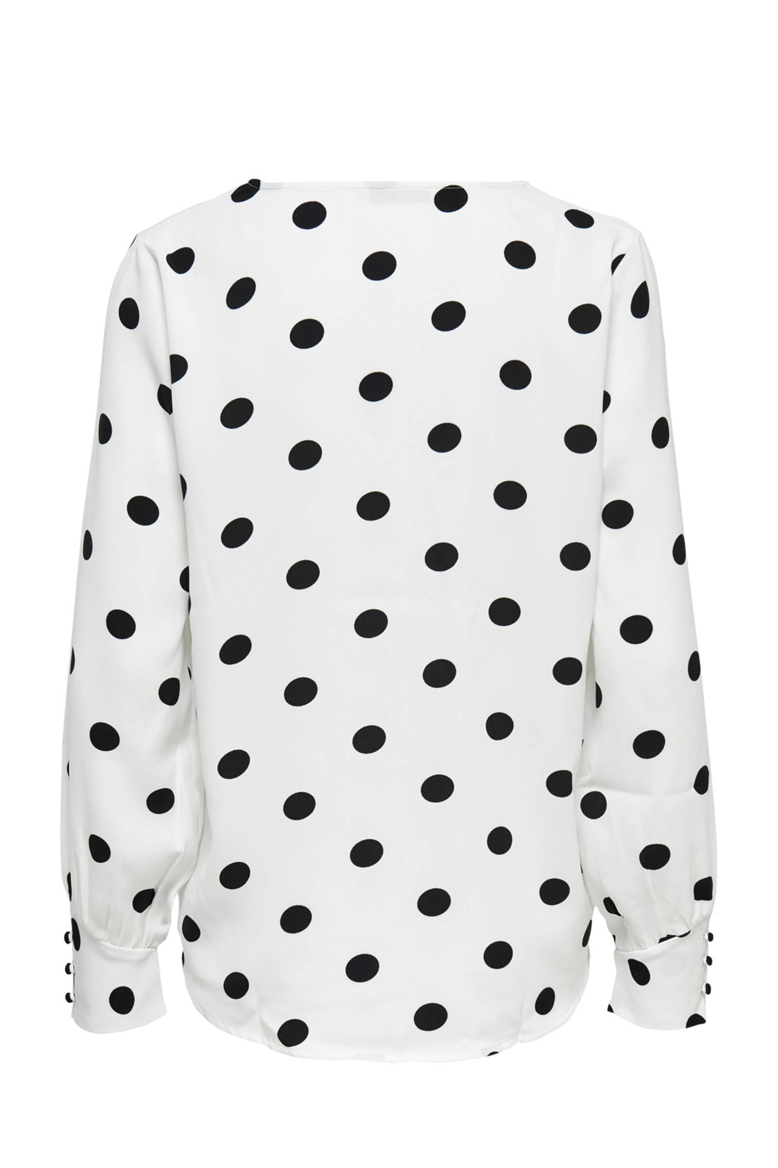 stippen met blouse ONLY met ONLY blouse stippen ONLY Fw1aqx5
