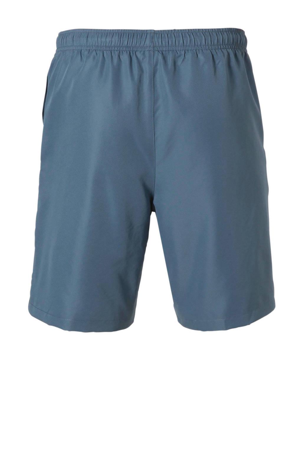 Lacoste   sportshort blauw, Blauw