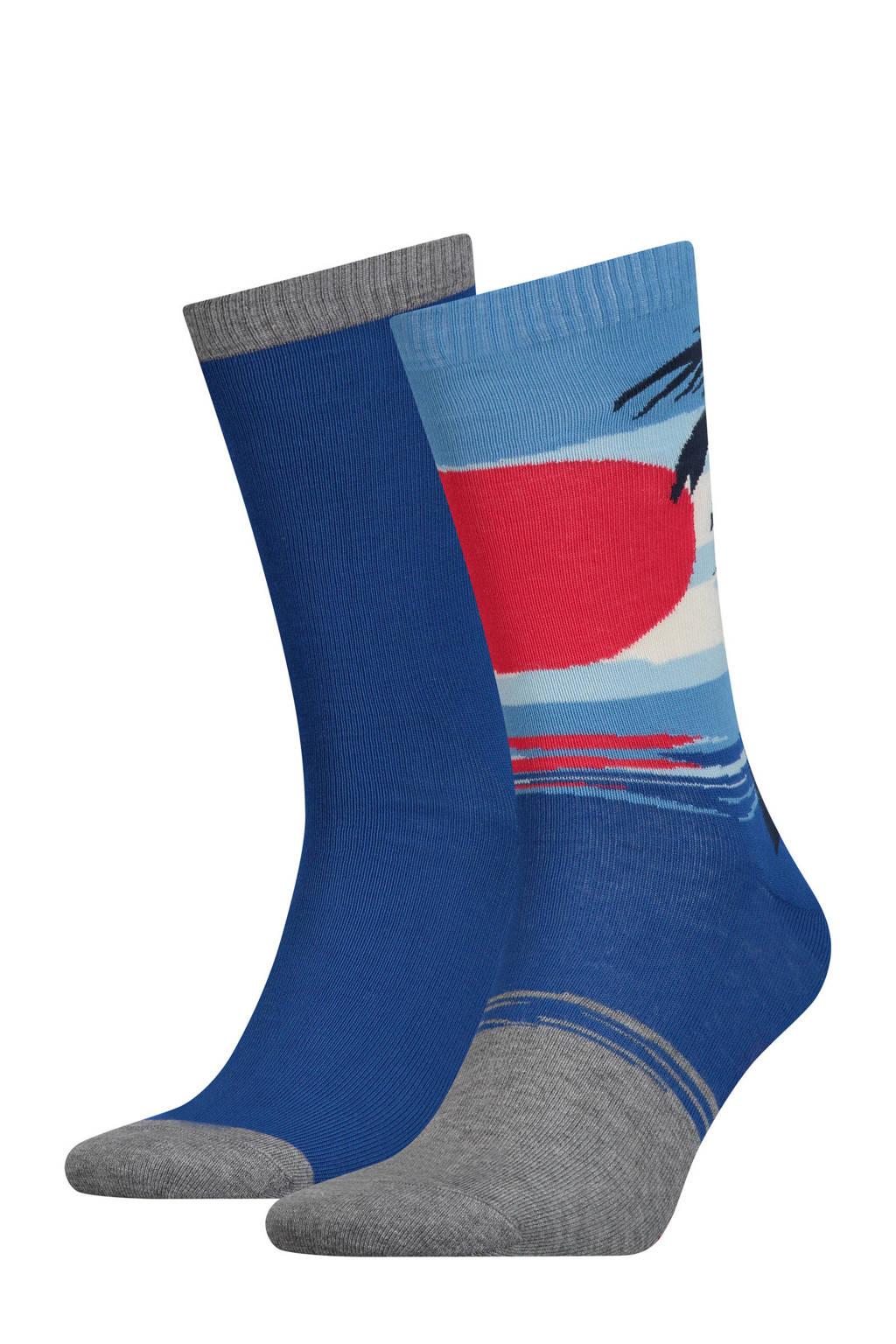 Levi's sokken (2 paar), Blauw