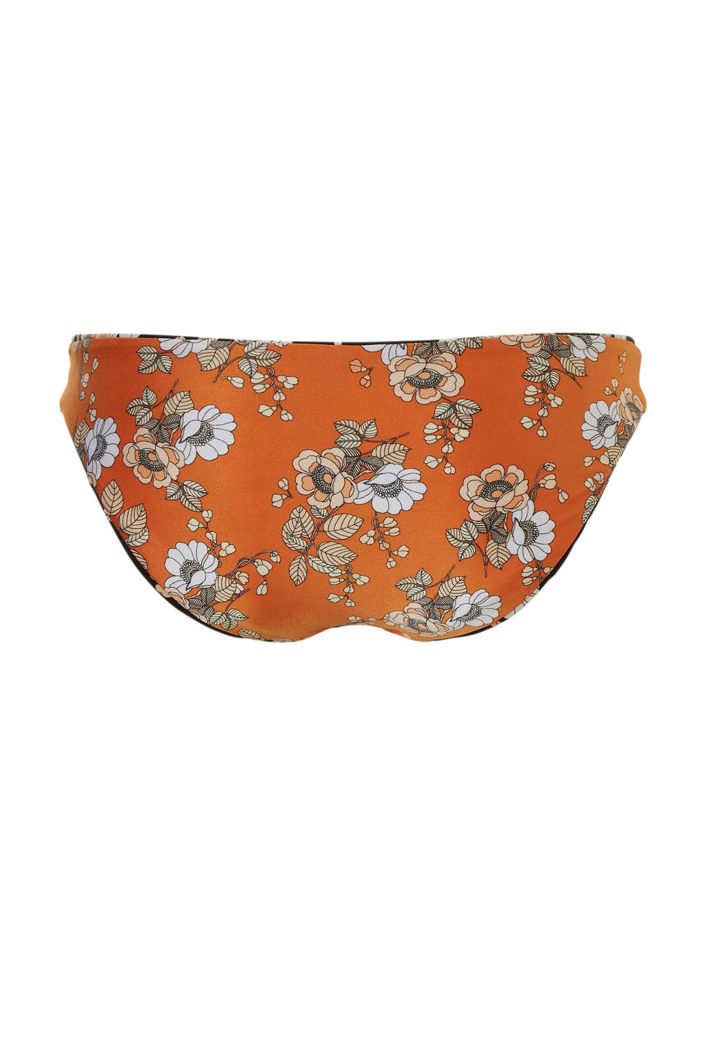 In Een Seafollybikini Over Print Reversible Zwart All Broekje gxUTEwAqTp