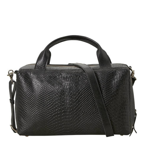 MYOMY-Handtassen-My Boxy Bag Workbag-Zwart