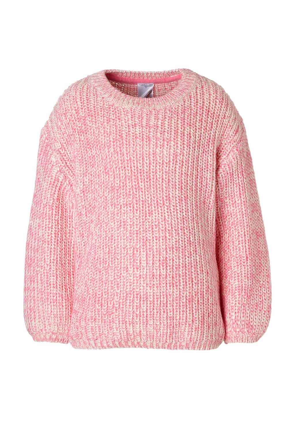 C&A Palomino gemêleerde trui roze, Roze