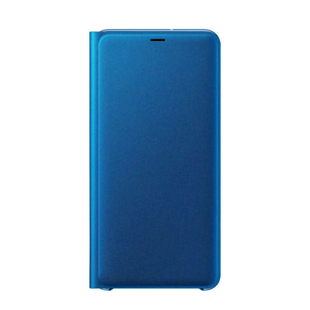 Samsung Galaxy A7 Wallet Cover, Blauw